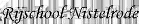 Rijschool Nistelrode Logo